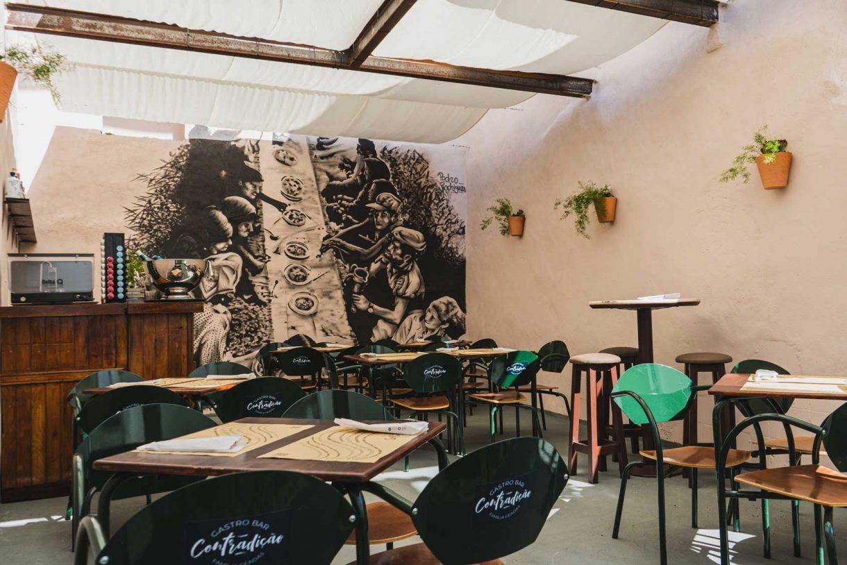 Contradição Gastro Bar   Restaurante Bragança
